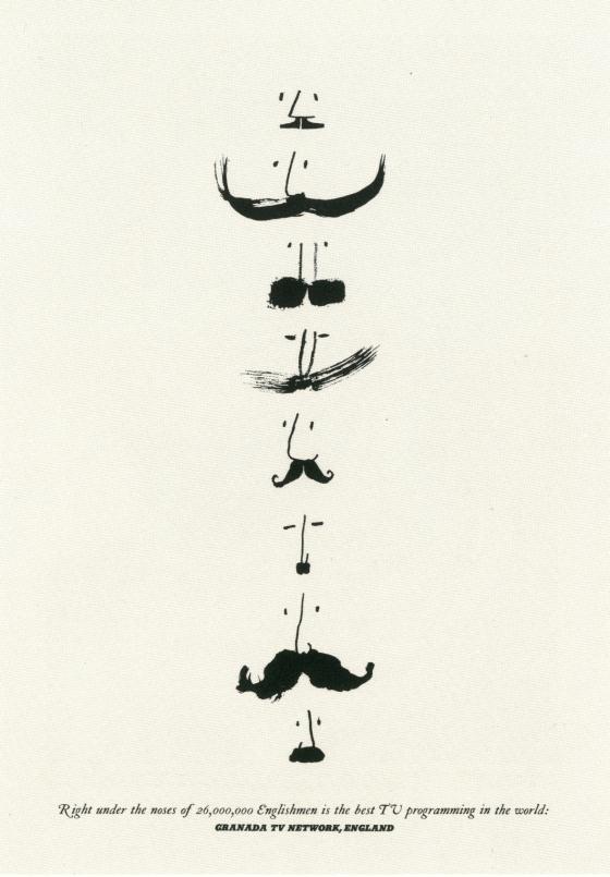 PKL, The First Year, Granada TV 'Moustache'-01