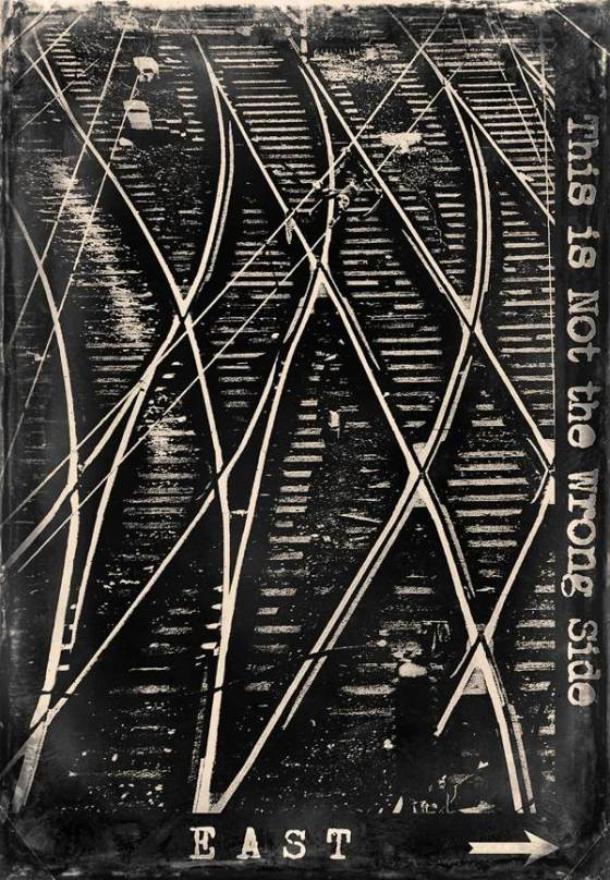 THE-TRACKS, John Claridge