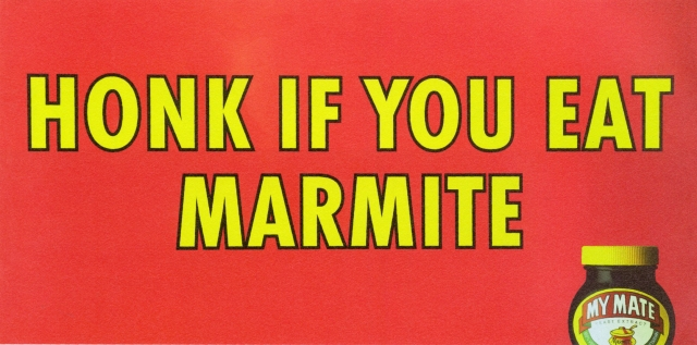 Andy McCleod, Marmite 'Honk if' 48, BMP:DDB.