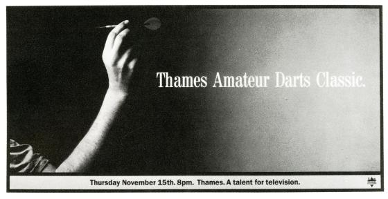 Andy McLeod, Thames 'Darts', BDDH-01