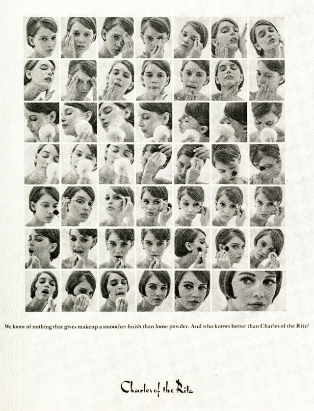 Jane Trahey - Charles Of The Ritz 'Faces'*