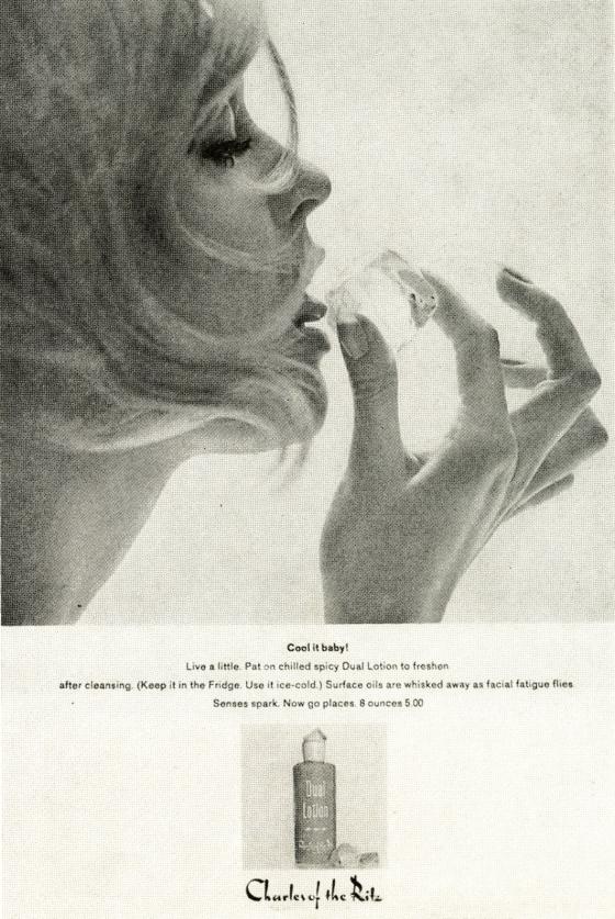 Jane Trahey - Charles Of The Ritz 'Ice'*