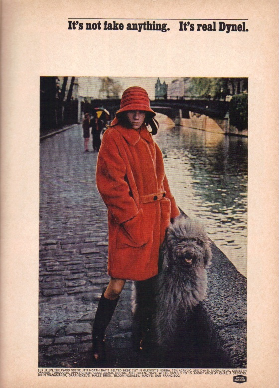 Jane Trahey, Dynel 'Red'