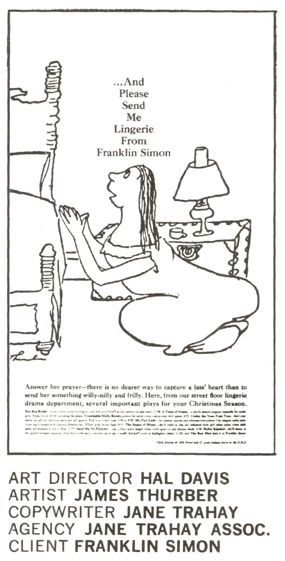 Jane Trahey Franklin Simon 'Please'-01