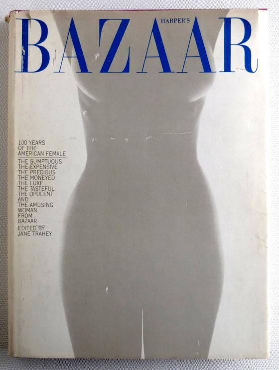 Jane Trahey 'Harpers Bazaar 100 Years' Book-01