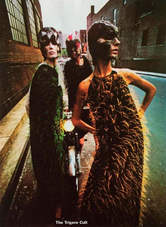 Jane Trahey, 'Trigere Cult 'Street. Melvyn Soklansky-02
