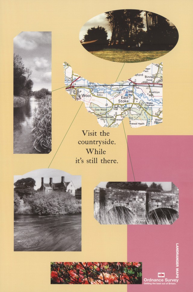 Ordnance Survey, 'Still There', Leagas Delaney