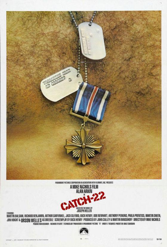 Steve Frankfurt - 'Catch 22' Poster2