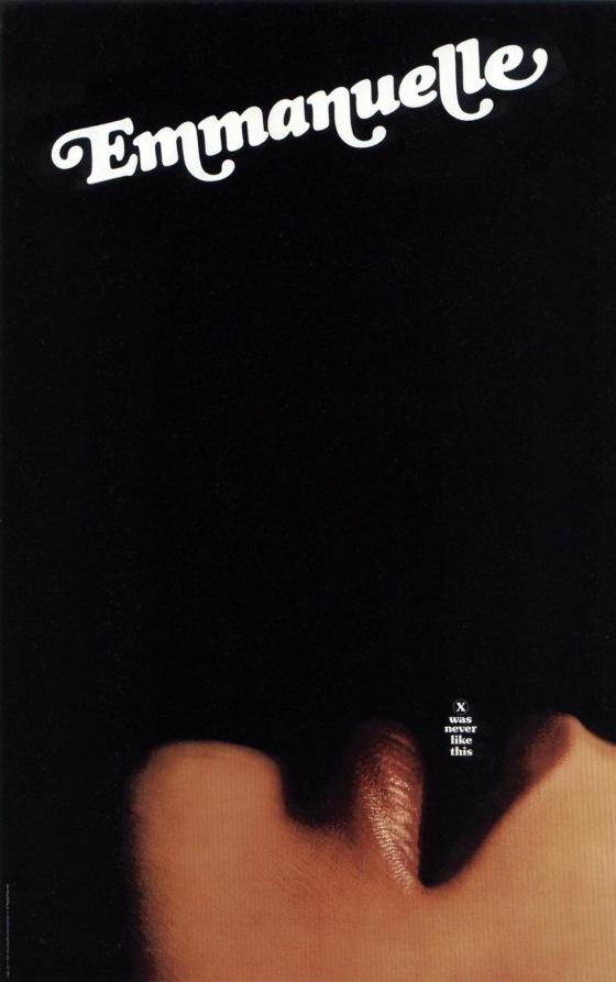 Steve Frankfurt - 'Emmanuelle,' Poster
