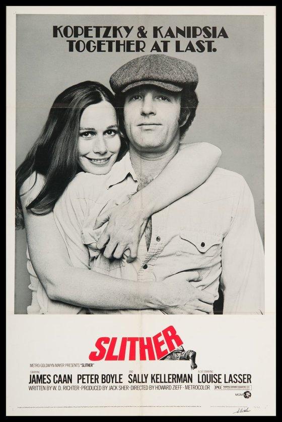Steve Frankfurt - 'Slither' Poster