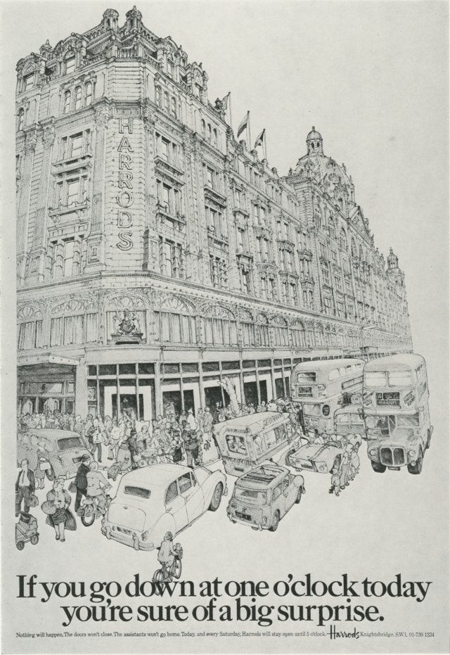 Tim Delaney, Harrod's'1pm',PKL-01