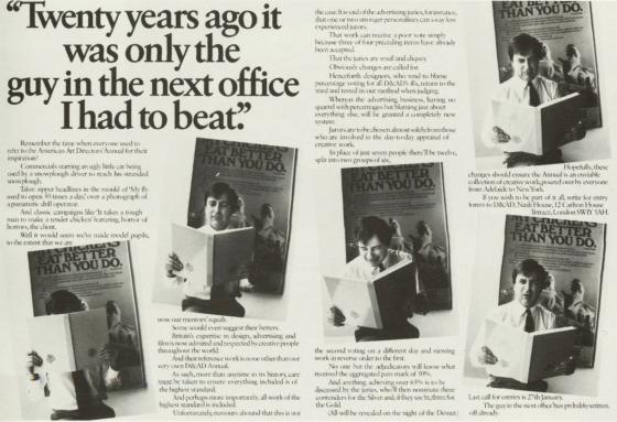 Tim Delaney, 'Next Office'' D&AD*