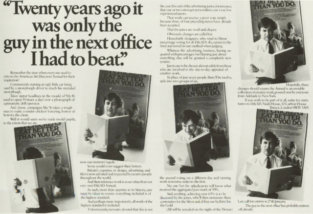 Tim Delaney, 'Next Office'' D&AD*