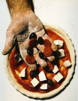 Irving Penn - Pizza*-01
