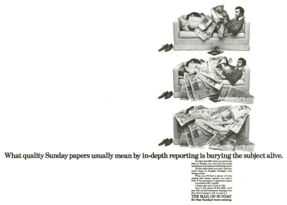Jeff Stark, The Mail 'Sofa', Saatchi's-01