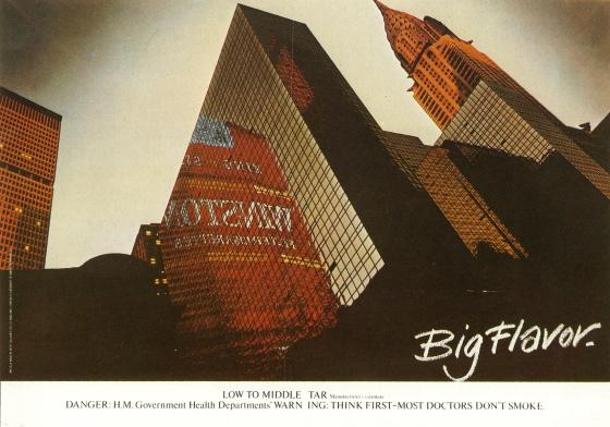 Max Forsythe, Winston 'Buildings'-01