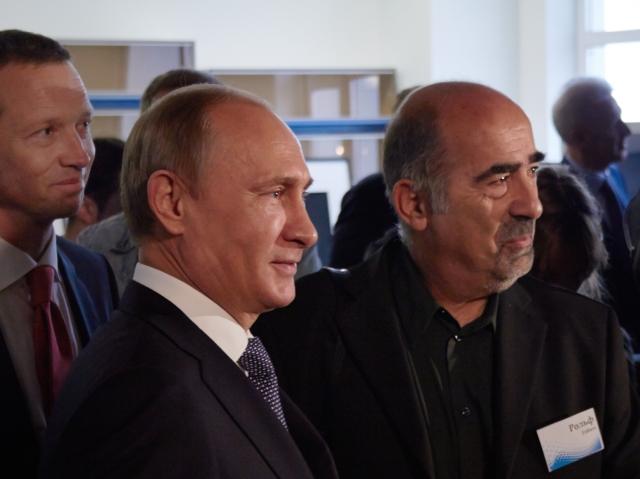 Putin,Ivanets, Gobits