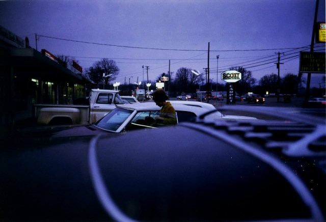 William Egglesto, Max Forsythe, Dave Dye