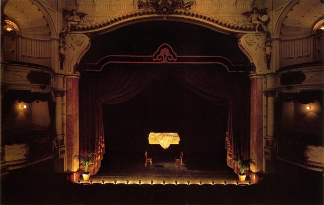 Barney Edwards, B&H 'Stage', CDP-01