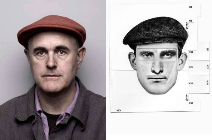 Giles Revell - Photofit 1, Dave Dye