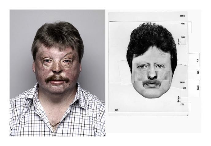 Giles Revell - Photofit 2, Dave Dye