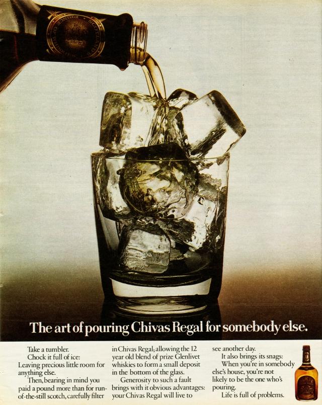 Lester Bookbinder, Chivas 'Someone Elser', DDB-01
