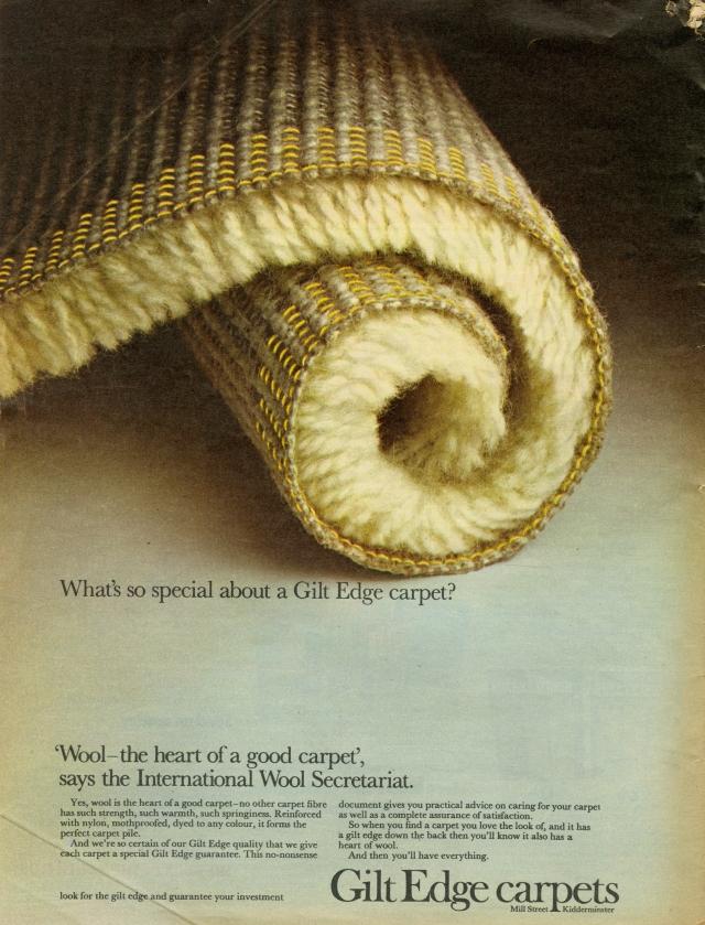 Lester Bookbinder, Gilt Edged Carpets, 'Special'-01