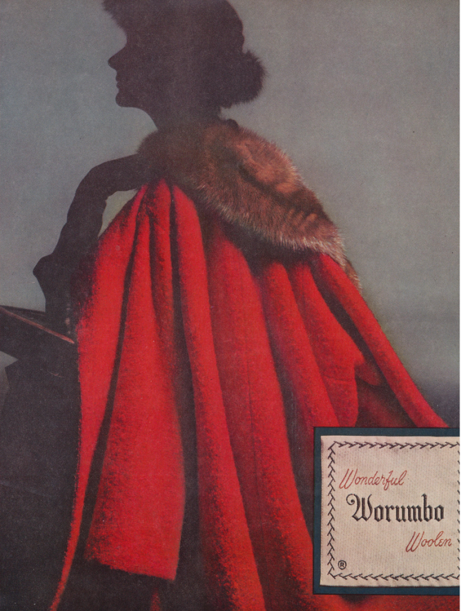 Lester Bookbinder, Worumbo 'Red'