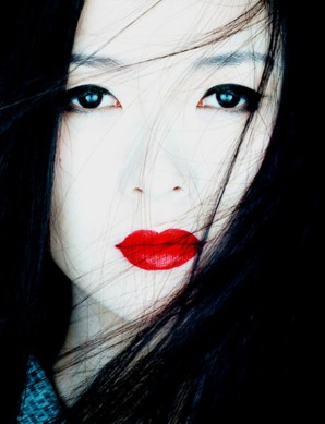 albert-watson 'Geisha'