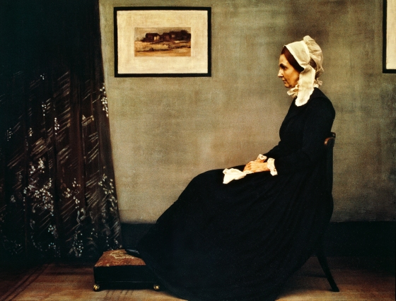 Barney Edwards - Whistlers Mother, RGB-01