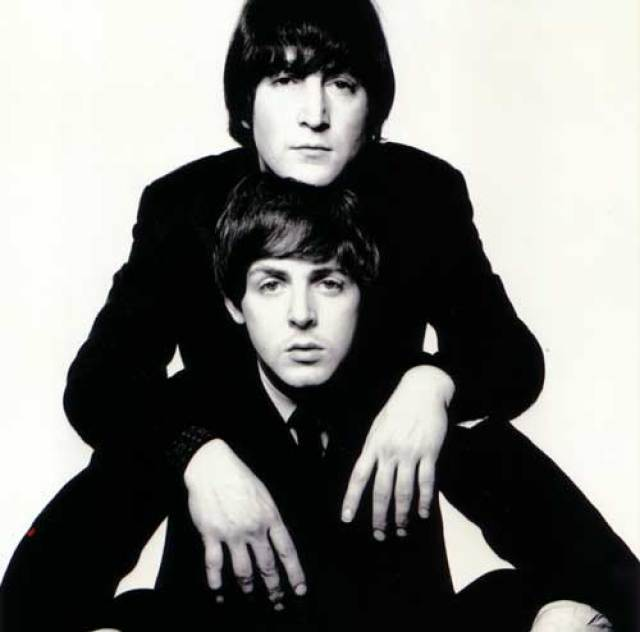 David Bailey 'Lennon & McCartney'