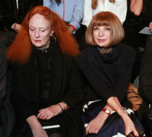 Grace Coddington and Anna Wintour_1 *