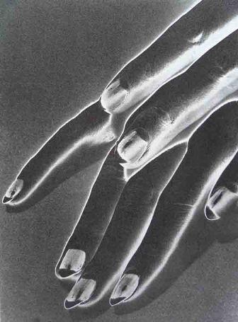 man ray hands