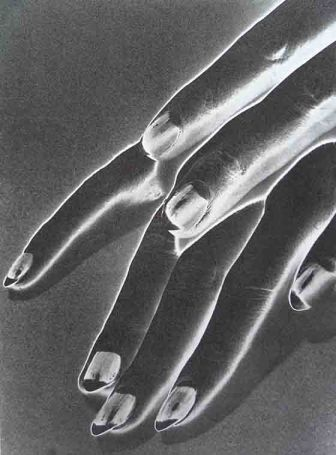 man ray hands