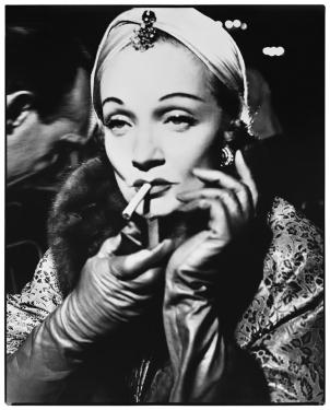 Richard-avedon 'marlene-dietrich-turban-by-dior-the-ritz-paris-1955