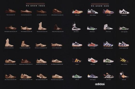 Tim Delaney, adidas 'We Knew Then' 1