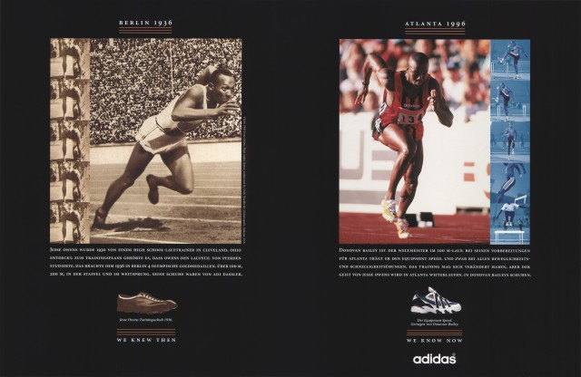 Tim Delaney, adidas 'We Knew Then' 3