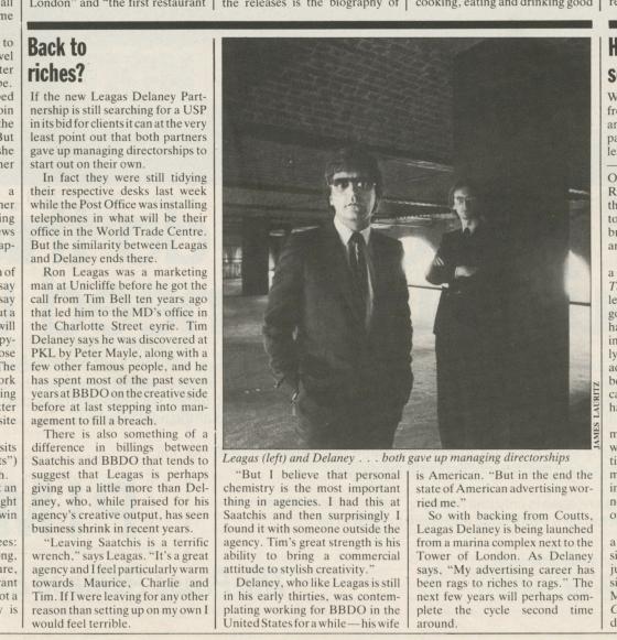 Tim Delaney 'Riches?%22 Campaign-01