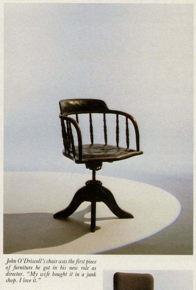 John O'D, Chair, Direction-01