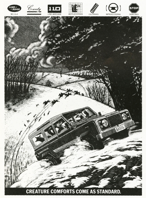 Land Rover 'Creature', TBWA-01