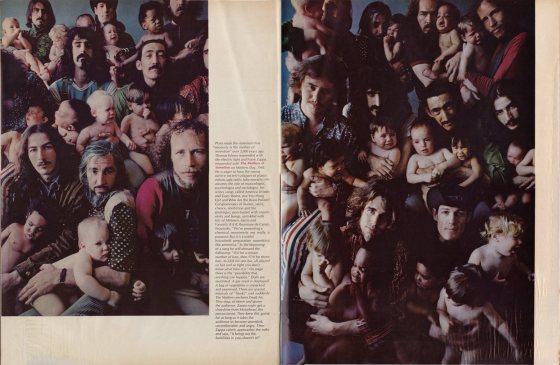 Art Kane 'Zappa Spread:Life'