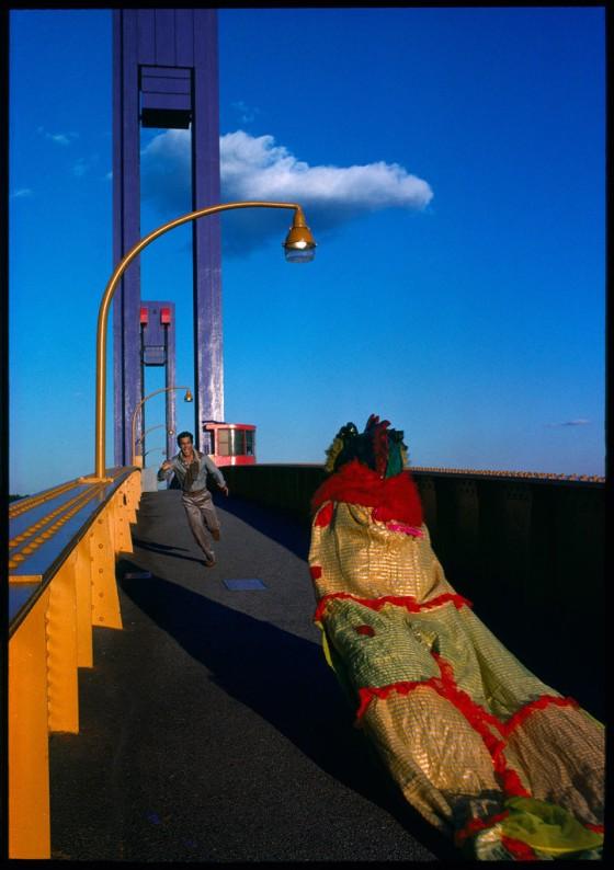 Art Kane - Cacharel 'Bridge'