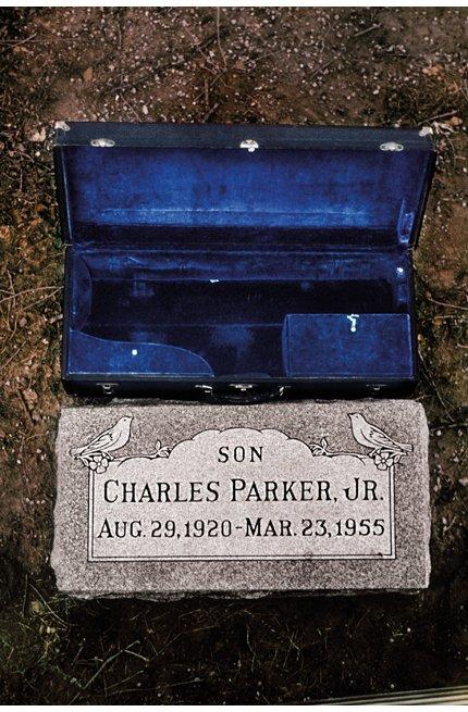 Art Kane 'Charlie Parker'
