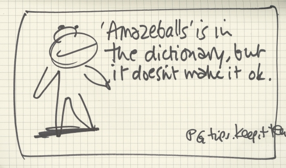 PG tips 'Amazeballs' rough-01