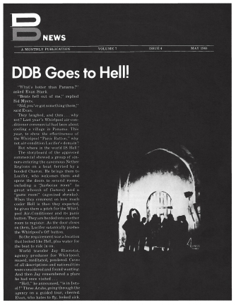 DDB News Cover