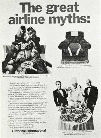 Lufthansa 'Great Myths'-01