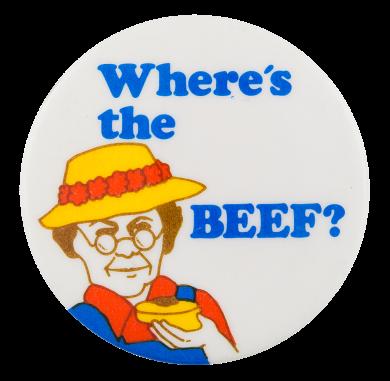 Joe Sedelmaier 'Where's The Beef' 17