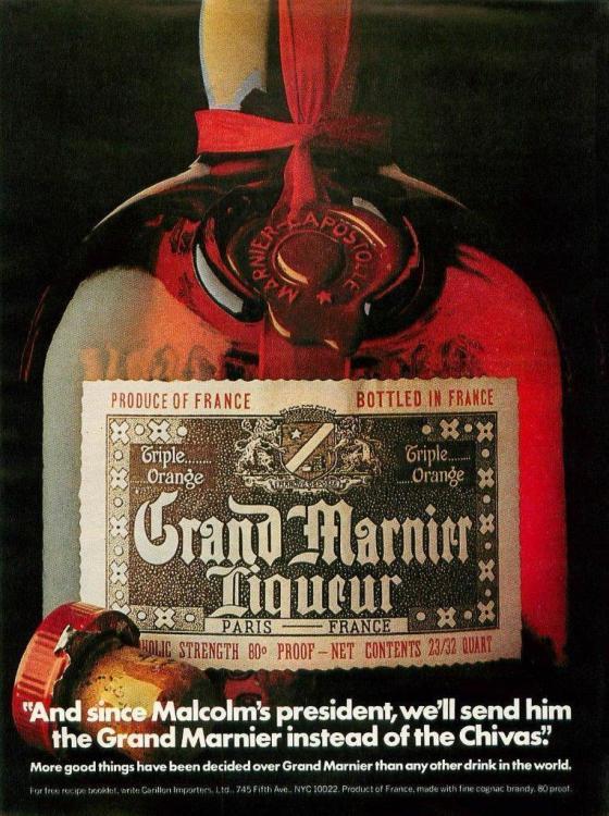 Phil Marco 'Grand Marnier - President'