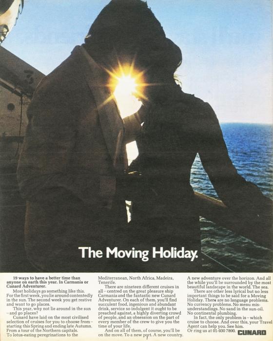 Cunard 'Moving', KMP-01