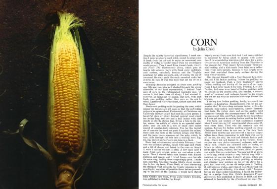 Phil Marco 'Corn', Esquire